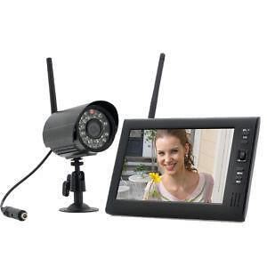 Wireless Security Camera System | eBay