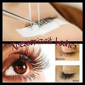 Temporary or Permanent Mink Eyelash Extensions West Island West Island Greater Montréal image 6