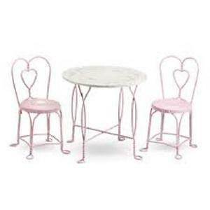 Bistro Set EBay - Bistro table set