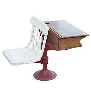 wooden school desk and chair. Wooden School Desk And Chair