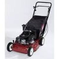 Lawn Care Services (within 30 minutes of Lakefield)