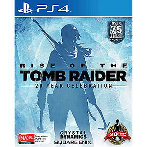 Tomb Raider PS4