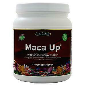 Paradise Herbs Maca Up Vegetarian Energy Protein, Chocolate,