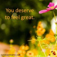 You deserve to feel great! Our Wellness Package can help!