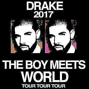 Drake - Boy Meets World Tour