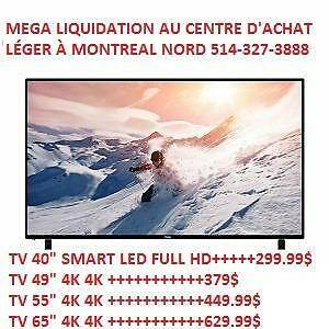SPECIAL TV HAIER 49 55 65 75 4K UHD SEULEMENT 378$