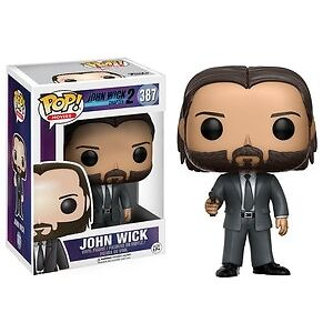 John Wick  Pop Vinyl Pop Movies at JJ Sports!