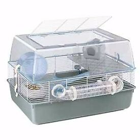 Large Plastic Hamster Home still available due to time wasters