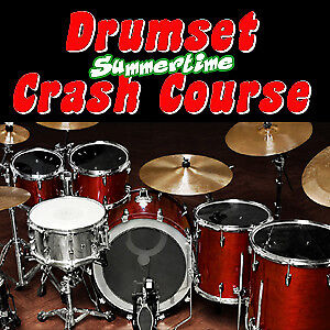 Summer Crash Drum Set Course
