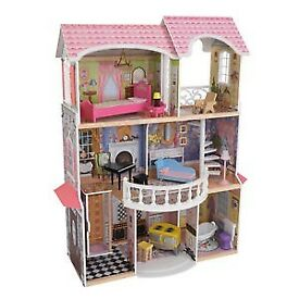 Kidkraft Magnolia Mansion Large Wooden Doll House