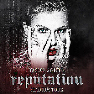 Taylor Swift Reputation Tour Tickets! August 4th Long Weekend!