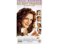 My Best Friend's Wedding [VHS] [1997]