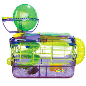 Used Super Pet extreme active home for small pets!