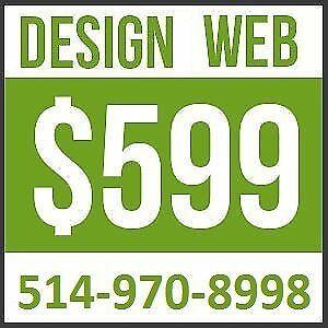 Web Design, Ecommerce Website, Wordpress Development - 599$