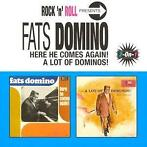 cd - Fats Domino - Here He Comes Again / A Lot Of Dominos!