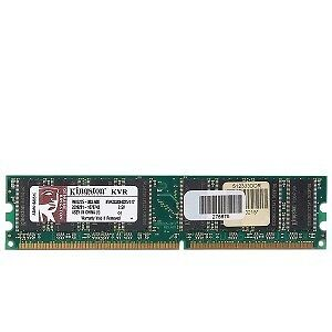 Barettes memoire Kingston DDR et DDR2, desktop et portable