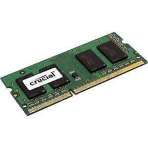 1x 8GB DDR3 SODIMM 1600mhz - Mac or PC Laptop