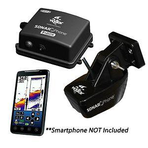 Vexilar SP200 SonarPhone T-Box Permanent Installation  (Smartphone not included)