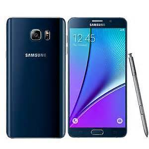 Mint condition Samsung Note 5 West Island Greater Montréal image 1