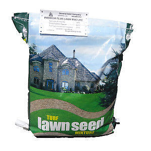 GRASS SEED AT THE OLD CO-OP!