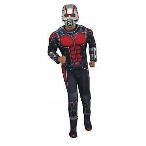 Ant-Man Adult Deluxe Costume Official Marvel New