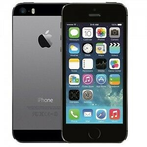 IPHONE 5 S BLACK 16GB BELL/VIRGIN/SOLO AT $230!!!!!!!