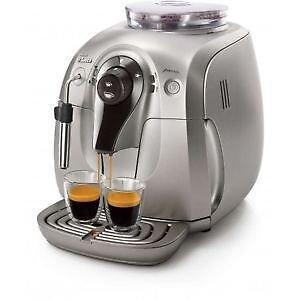 Machine à cappuccino Saeco XSMALL Plus HD8745/57  Refurb -  Capuccino Machine Saeco XSMALL Plus HD8745/57 - BESTCOST.CA