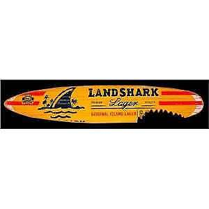 Any items relating to Budweiser, Jack Daniels or Landshark Lager