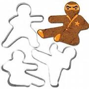 Gingerbread Man Cutter