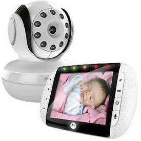 Motorola MBP36 Digital Video Baby Monitor