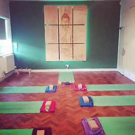 Yin & Poetry: Friday night special at Flow Yoga Bedminster (7.30-9.30pm)