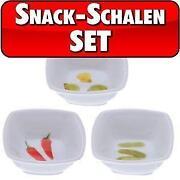 Tapas Schalen