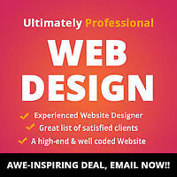 Affordable Website Design Development SEO for $399