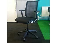 Steelcase Think Task Chair Black 4 available