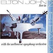Elton John Live CD