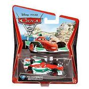 Disney Cars 2 Francesco