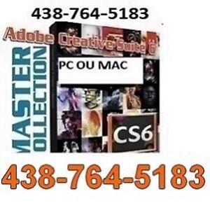 ADOBE PHOTOSHOP MASTER COLLECTION CS6** CC 2015 —PC--MAC-120$