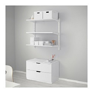 Ikea Algot Wall upright/shelves