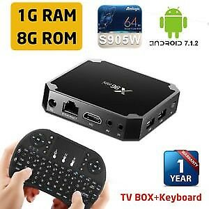 ***Brand new 2018 android boxes***fully programmed ***