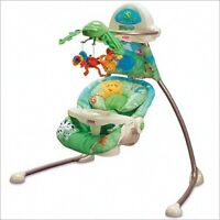 Balançoire Rainforest Fisher Price
