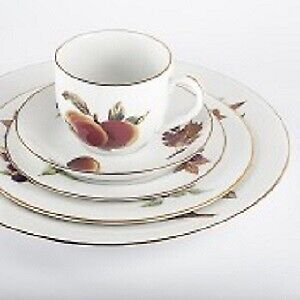 Evesham Gold Dish Wares by Royal Worcester