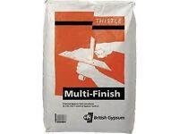 Multi Finish Plaster 25kg