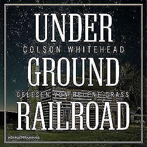 Underground Railroad von Whitehead 7 Audio-CDs (Hörbuch) NEU