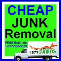 #1 BEST Price _ JUNK, trash, & Garbage Removal: 18775865369