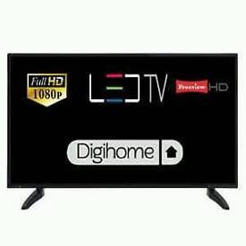 """Digihome 43"""" Smart LED TV"""