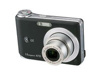 GE digital camera. 7 mp. With all accessories included. Excellent condition.