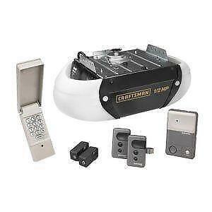 Craftsman Garage Door Opener Ebay