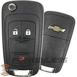 chevy equinox key keyless entry remote fob ebay. Black Bedroom Furniture Sets. Home Design Ideas