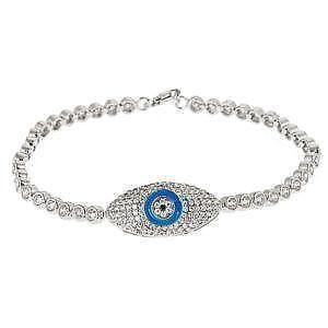 Womens Sterling Silver Bracelets