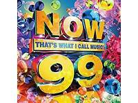 Now 99 cd album NEW SEALED